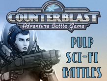 COUNTERBLAST - Miniatures Game