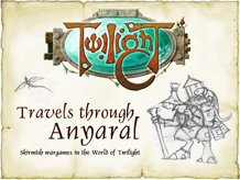 World Of Twilight: Travels through Anyaral